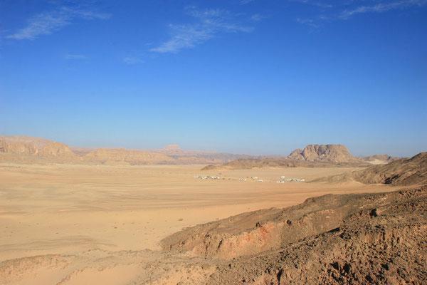 die Wüste Sinai
