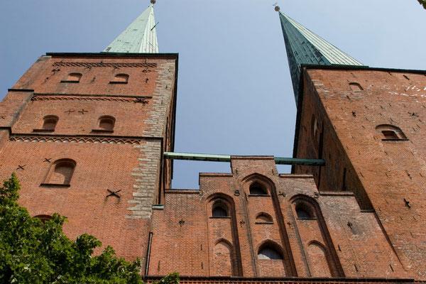 Dom zu Lübeck aus dem 12. Jhdt.