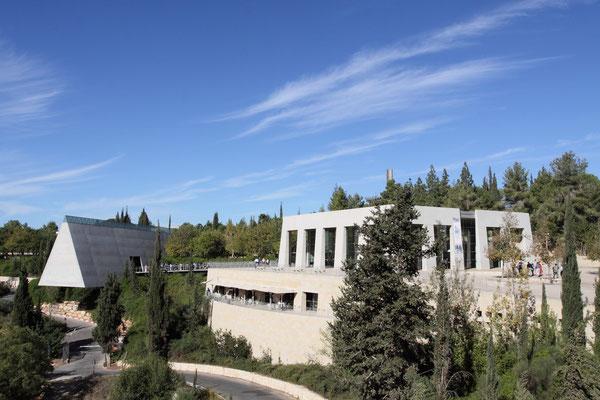 Yad Vashem: zentrale Gedenkstätte des jüdischen Holocaust