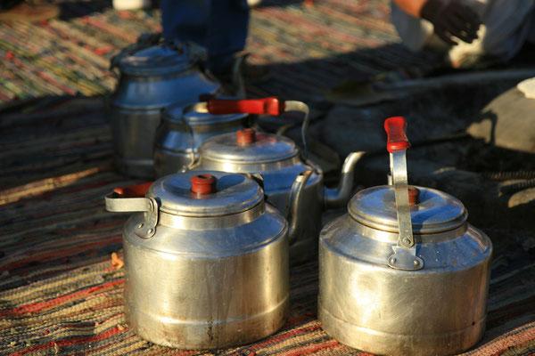 der Tee ist sehr bekömmlich und wohlschmeckend