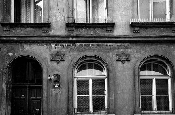 Die NS-Propaganda wollte Kazimierz in eine Museumsstadt verwandeln, um den Untergang einer Rasse zu dokumentieren.