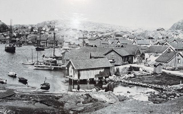 Welch ein Unterschied zu früher, wo der Ort noch ein beschauliches Fischerdorf war.