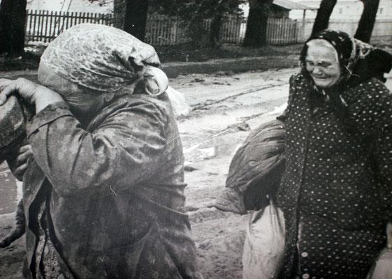 das Elend der Katastrophe Quelle: Tschernobyl - Museum Kiew