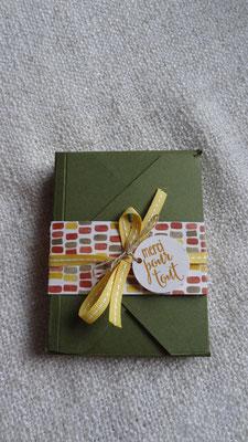 BOX cartes automne