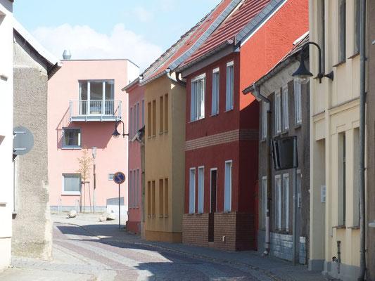 Straße am Westufer