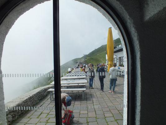 Hefelekahaus, Bergstation