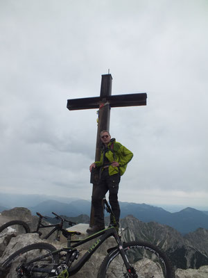 Gipfelansichten (Soiernspitze)