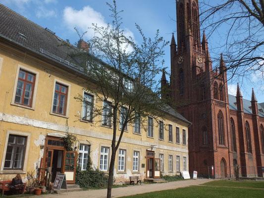 Klosteranlage heute