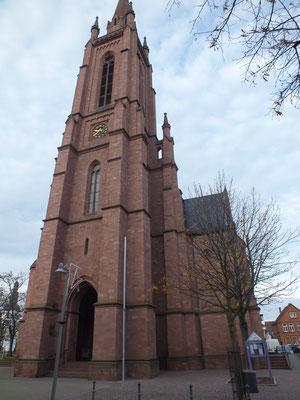 """""""Dom des Rieds"""", Ev. Lukasgemeinde"""