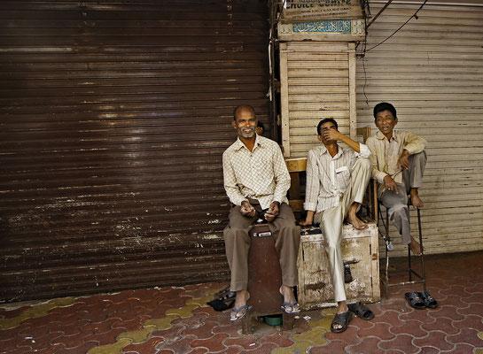 Markt von Mumbai