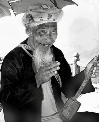 Lyra-Spieler in Thailand