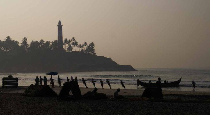 Leuchtturm in Cochin