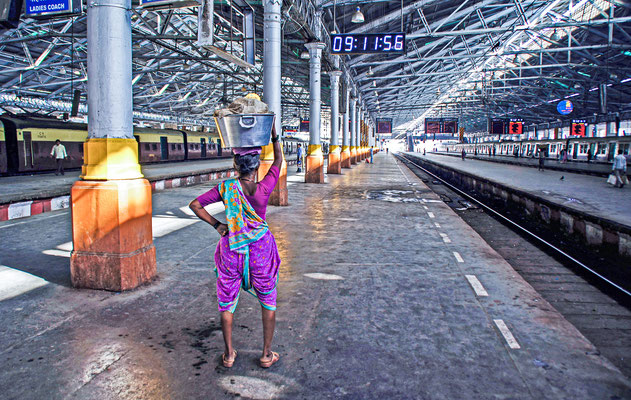Mumbai  Hauptbahnhof