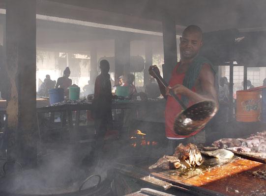 Daressalam  Fischmarkt