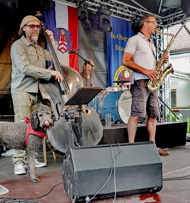 Oberurseler Brauhaus  Veranstaltung zum Brunnenfest