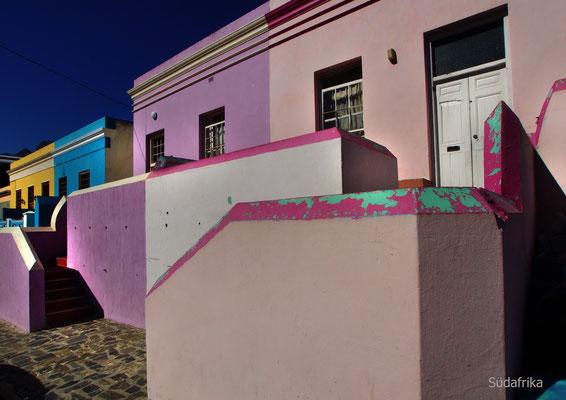 """""""Bo kaap"""", das Malaienviertel in Kapstadt (Südafrika)"""