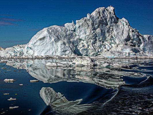 Ilulissat -Eisford