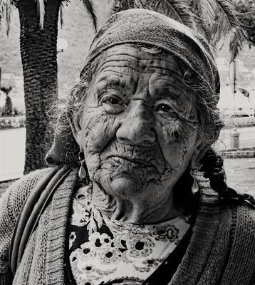 Roma-Frau in Montenegro