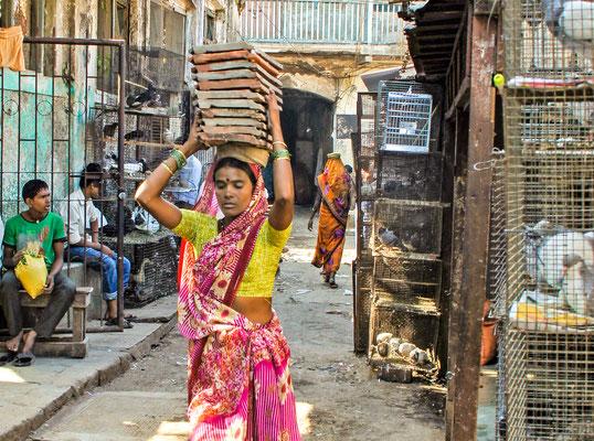 Mumbai Alter Markt