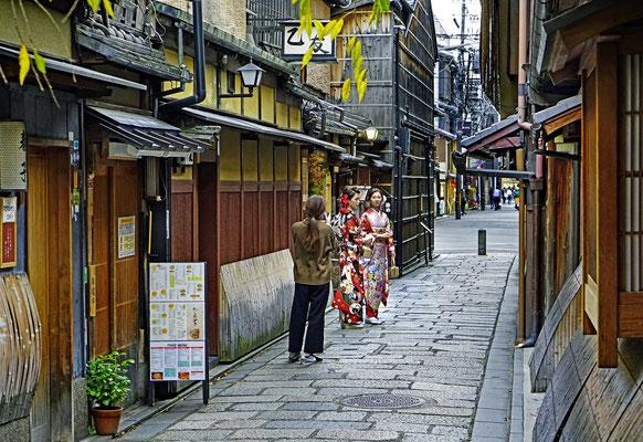 Altstadt von Kyoto