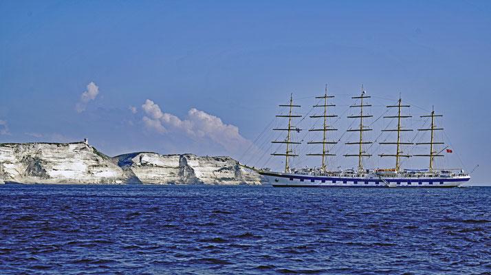 Vor Korsica, Bonifacio
