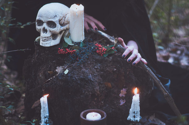 pagan celtic photography - Witchcraft