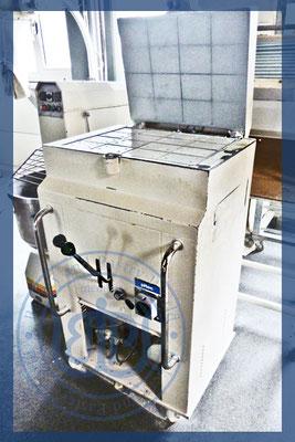 Brotteigteilmaschine Bongard