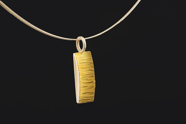 900/-Gelbgold, 925/-Silber