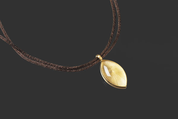 Produktnummer 3812 - 750/- Gelbgold, Citrin