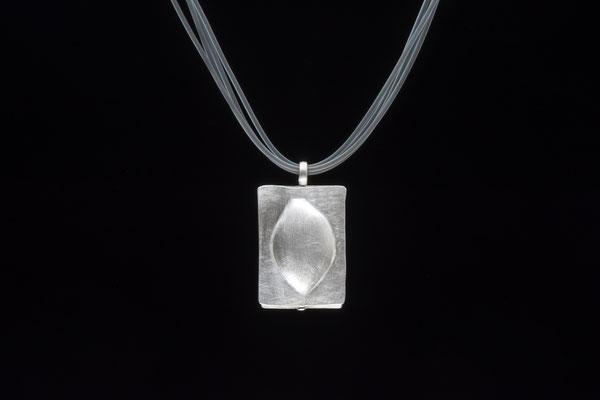 Produktnummer 1504 - 925/- Silber, Silikon
