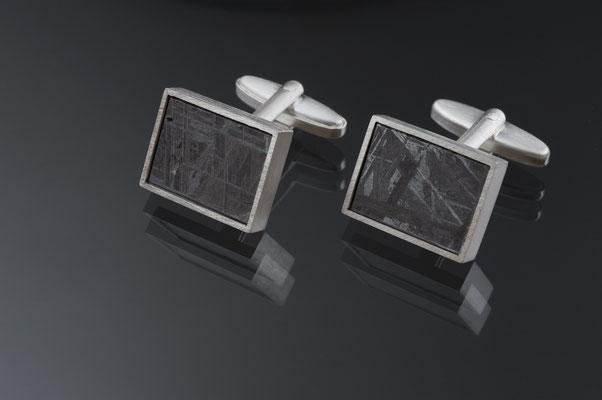 Produktnummer 5160 - 925/- Silber, Meteorit