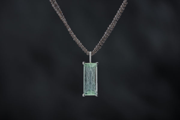 Produktnummer  4332 - 925/- Silber, Beryll