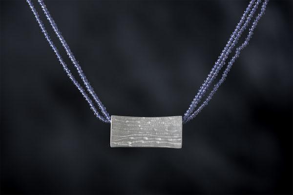 Artikelnummer 0622 - 925/- Silber, Iolithe