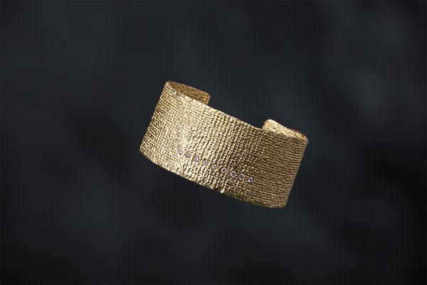 Produktnummer 9248 - 750/- Gelbgold, Brillanten