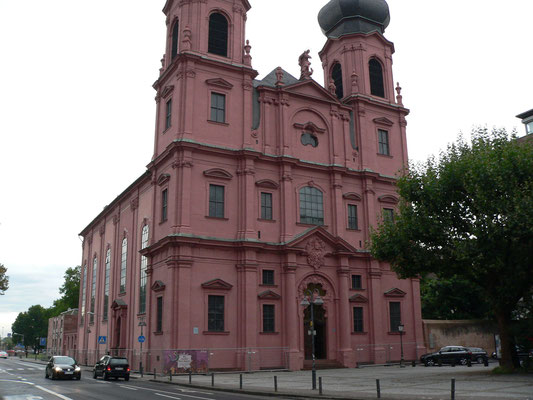 Christuskirche in Mainz