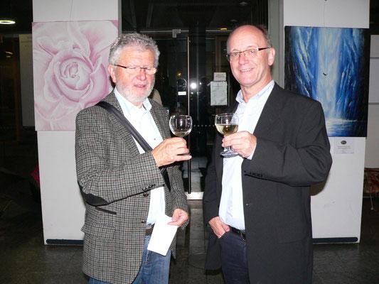 Kurt Stübiger und Joachim Bildhauer