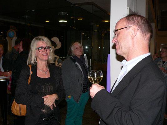 Claudia Krämer und Joachim Bildhauer