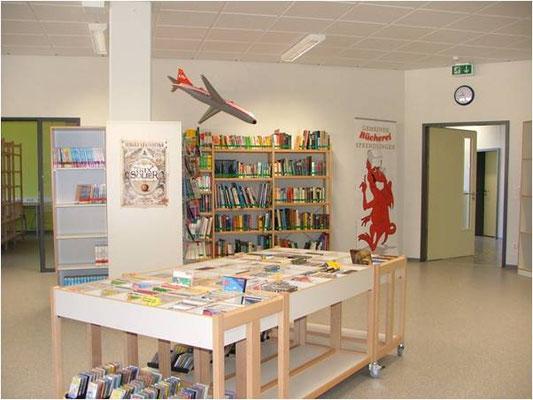 Bibliothek Sprendlingen Innenansicht 2