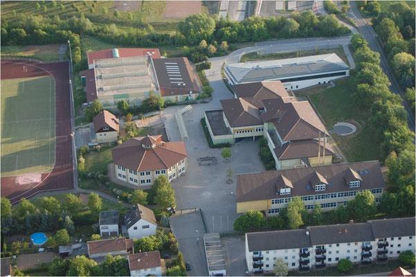 Bibliothek Sprendlingen in der IGS Gerhard Ertl