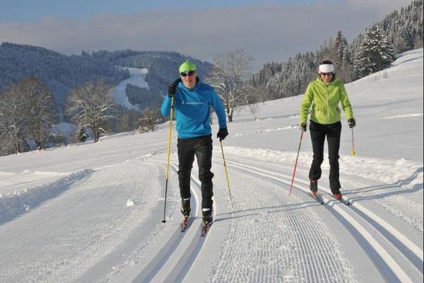 Langlaufen in Flachau