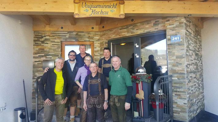 Unsere Gäste - Die Steirerbuam