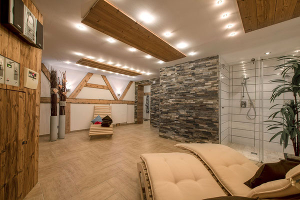Sauna - Vergissmeinnicht Ferienwohnungen Flachau