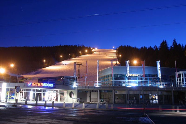 Therme Amade - Winterurlaub in Flachau