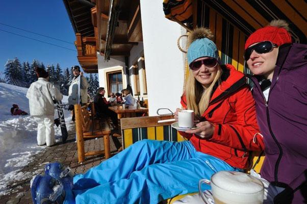 Winterurlaub in Flachau direkt an der Piste
