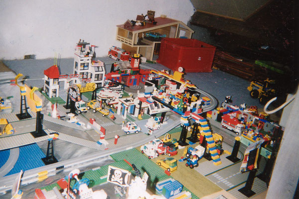 Lego stad 1994