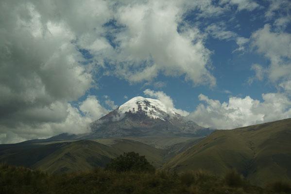 Vulcan El Chimborazo