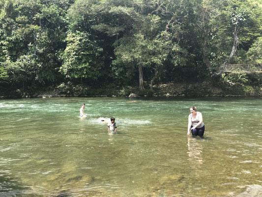 Fluss Rio Verde