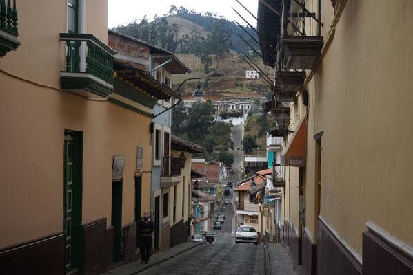 Stadt in Guaranda