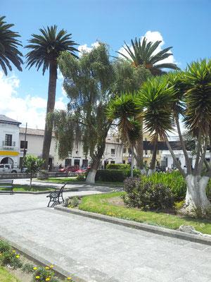 Park in Latacunga