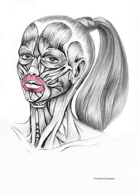 26. Lippenmassage.